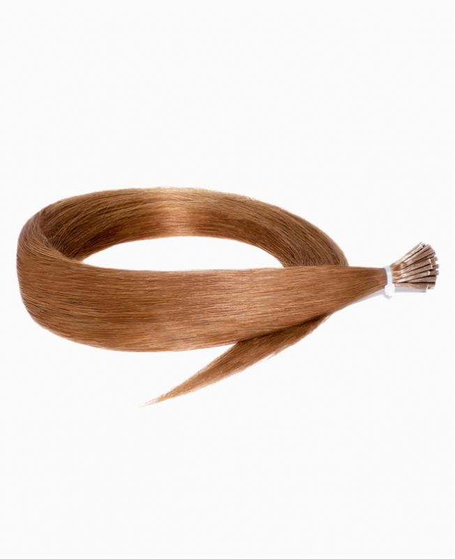 Micro Ring Remy Human Hair Extension - Straight - Excellence - Color 10