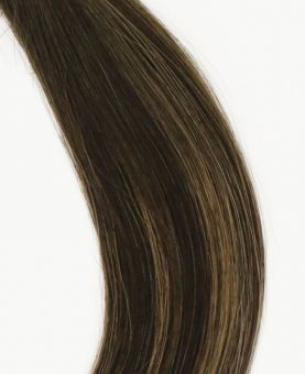 Micro Ring Remy Human Hair Extension - Straight - Excellence - Color Balayage Tokyo