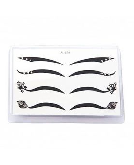 Tatouage eye liner temporaire
