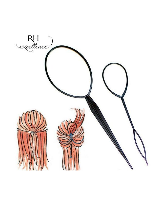 Topsy Tail Reverse Ponytail Accessories