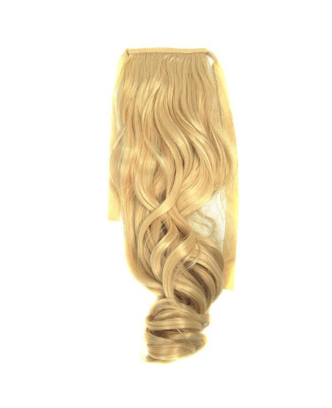 """Ponytail Synthetic Fiber 18"""" (Set Of 80 Gr) Straight - Color 22"""
