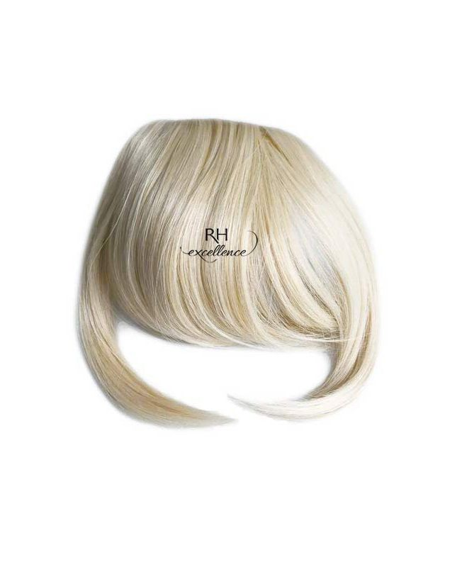 Clip In Fringe - Hair Piece Synthetic Fiber - Color 60