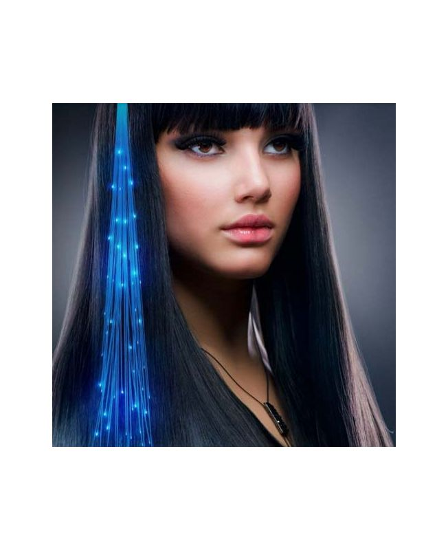 Led Lighted Hair Extensions