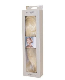 Queue de cheval Balmain - Monaco - 45cm - Bright Blonde - Blond très très clair N°614A