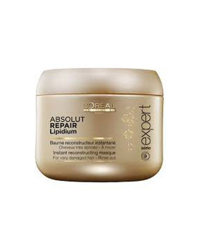 Masque Absolut Repair Lipidium 200 ml - L'Oréal Professionnel
