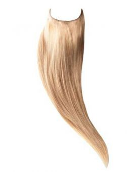 Extension cheveux Easy Fit Lisse Blond très clair doré N°22 - Extension à enfiler