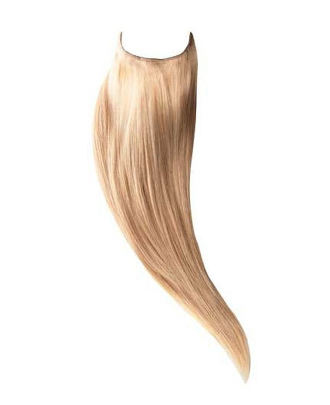 """Flip in Human Hair Extensions 18"""" (Set of 105 gr) Straight - Excellence - Color 22"""