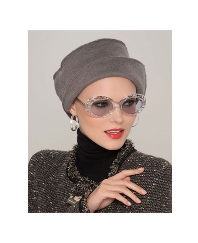 Chapeau - Mabella Brown / Grey - Collection MIO by Ellen Wille