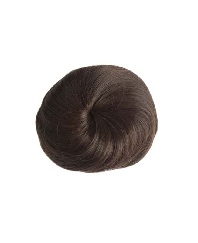 Chic synthetic round Hair Bun - Color 4
