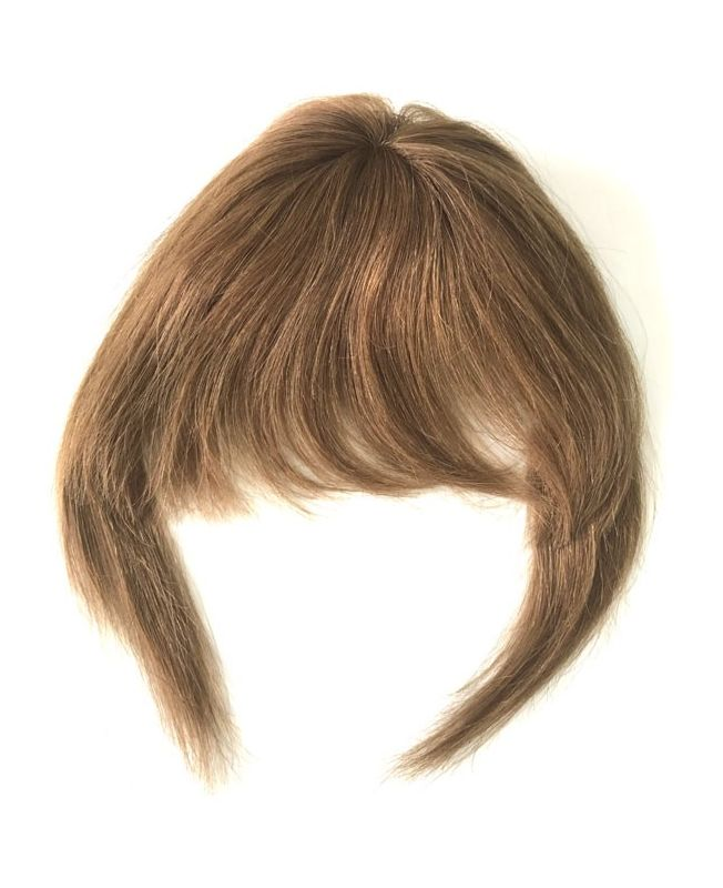 Clip In Fringe - Hair Piece Human hair - Color 6