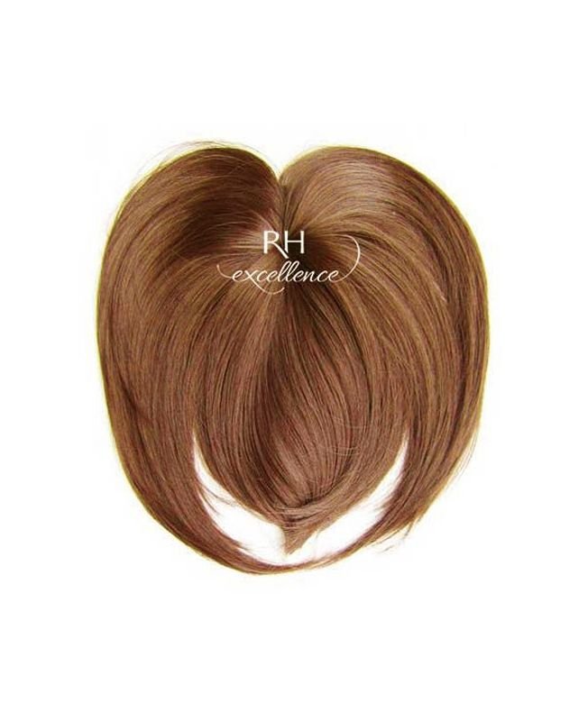 Toupet volumateur naturel a Frange - Blond Naturel Doré N°10 - Postiche - Extension cheveux