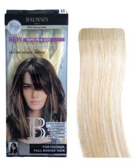 Extension Adhésive Easy volume Balmain 40 cm - Extension Bande - 10A